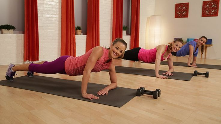 Get Slim, Sexy, and Strong With This 10-Minute Workout: Celeb trainer Holly Perkins knows how to get you slim, sexy, and strong.