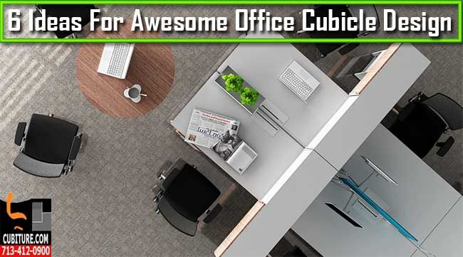 Cubicle Design Ideas