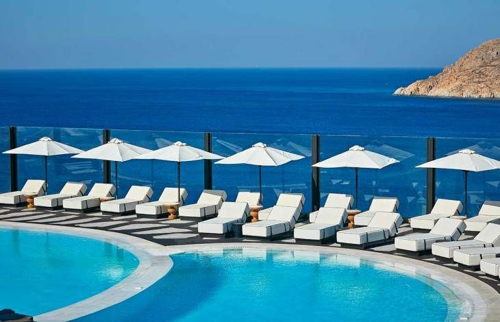 Hôtel Royal Myconian Hotel & Thalasso Center 5* TUI à Mykonos en Grèce