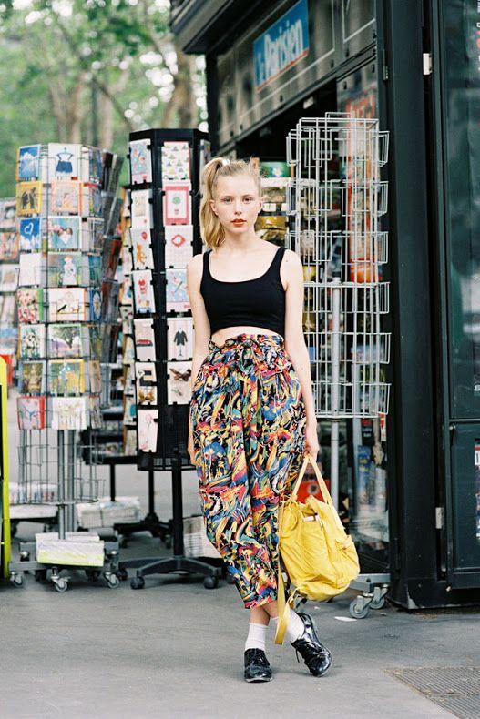 Marie Myrhoj Jensen b/f Elie Saab fall couture 2013 -- Vanessa Jackman