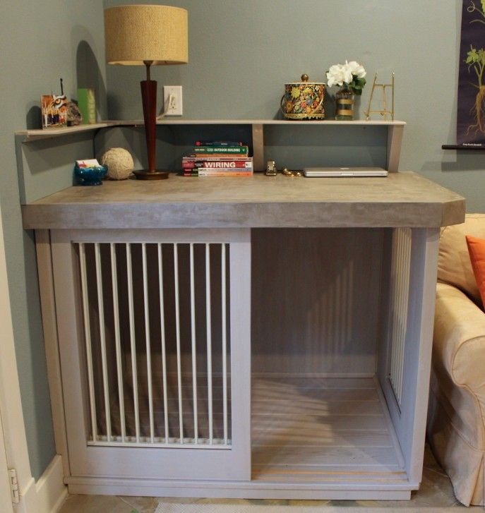 17 Best ideas about Dog Crates on Pinterest