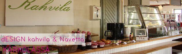 design kahvila ja Navetta  - Kärkölä