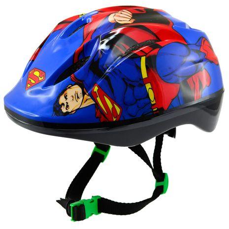 Vehicule pentru copii :: Biciclete si accesorii :: Accesorii :: Casca Superman Nordic Hoj