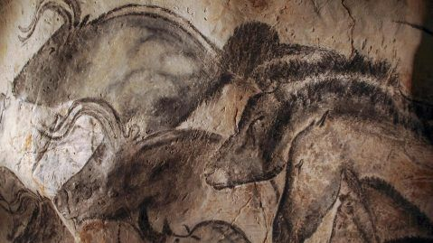 An early start for some of Europe's oldest cave art