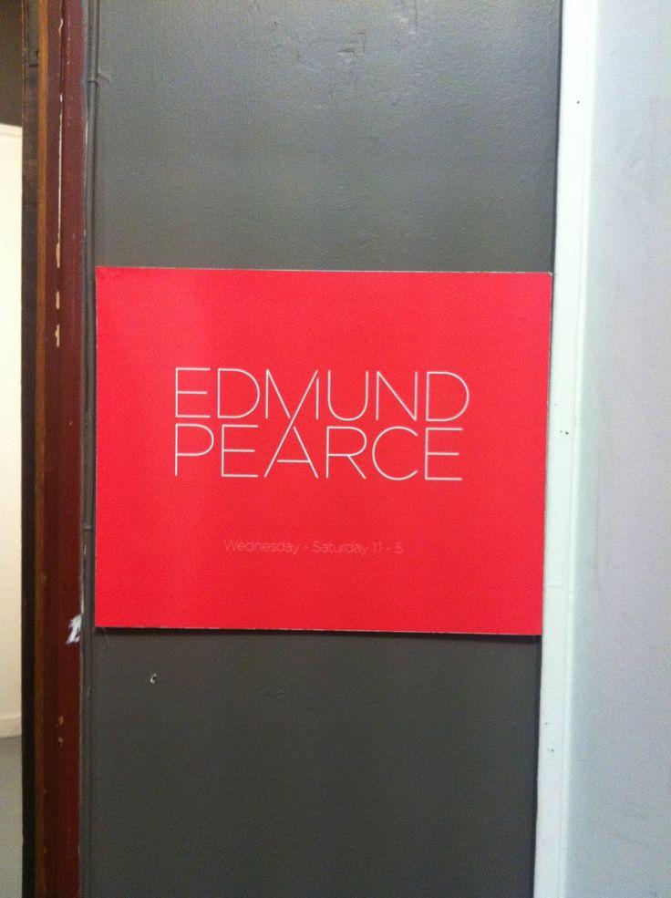 Edmund Pearce Artwork