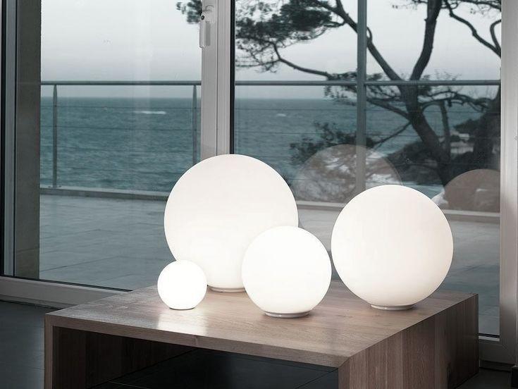 lampe ronde