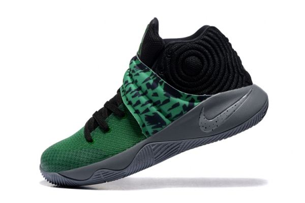 timeless design e0189 77c66 ... best price kyrie 2 ii id emerald green black silver 1cf34 02025