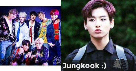 Jungkook :) | Who is your BTS soulmate?  i got my baby jungkook!!!