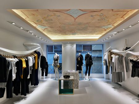 Stella McCartney Milan Store By APA Interior DesignRetail