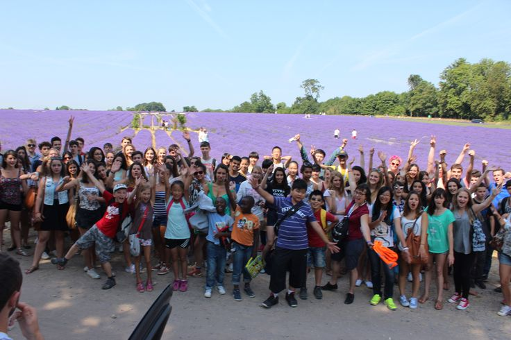 We believe your trip to Lavender fields was an unforgettable experience! Thank you very much  for coming and your amazing picture!