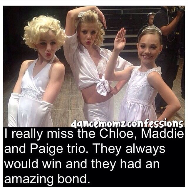 17 best images about dm confessions on pinterest chloe - Dance moms confessions ...