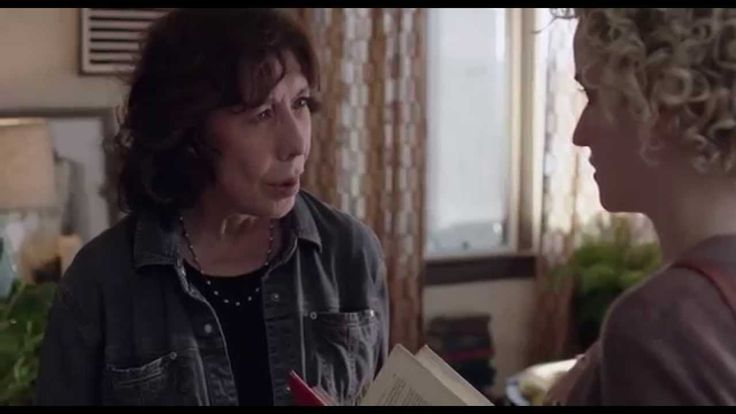 #Grandma starring Lily Tomlin, Nat Wolff & Julia Garner | Official Trailer | In select theaters August 21, 2015
