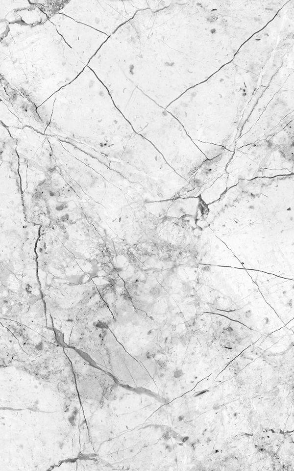 Decorazione Murale Con Marmo Bianco Testurizzato Wallpaper