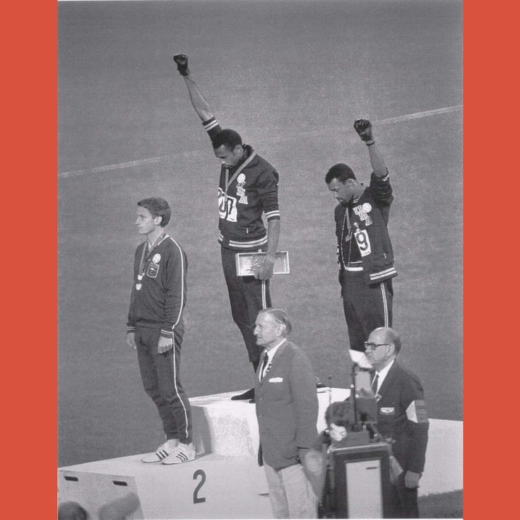ON THIS DAY Activist and athlete Tommie Smith was born in