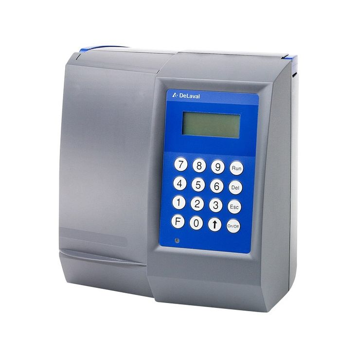 DeLaval Cell Counter DCC offers you a professional tool for mastitis diagnostics. With the DeLaval Cell Counter DCC you can test and monitor the somatic cell count directly on the farm and have the result in under a minute #dairy #milk #cows #mastisis #dairyfarm #dairyfarming