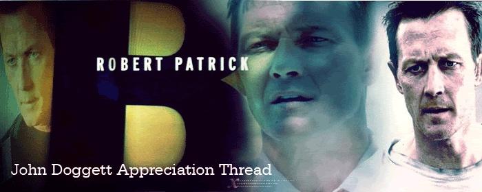 Robert Patrick - John Doggett