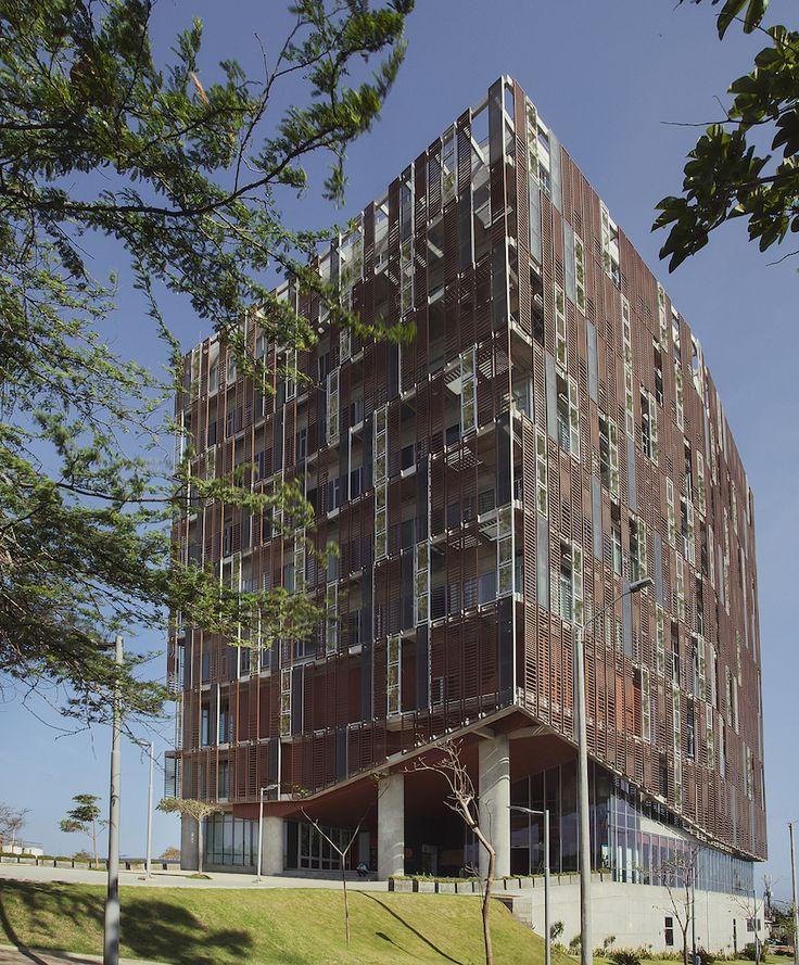 Diseño: OPUS / E. Mejía Puerto Colombia - Atlantico Fotos: Juliana Gomez