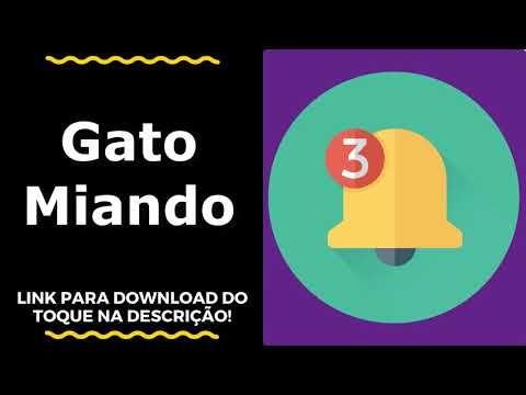DE CELULAR MIADO GATO BAIXAR NO