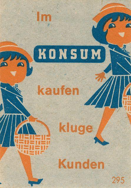 DDR Zündhölzerbildchen #ddrmuseum