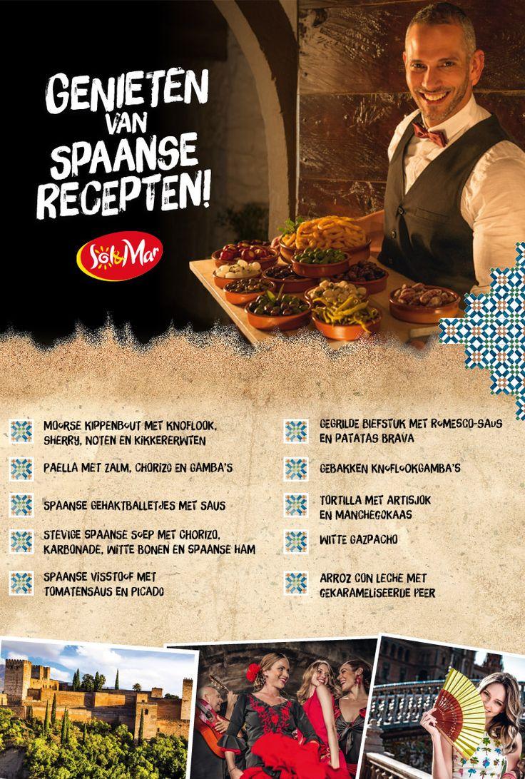 Sol y Mar recepten - Lidl Nederland