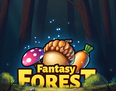 """Check out new work on my @Behance portfolio: """"Fantasy Forest Game Assets"""" http://be.net/gallery/41486861/Fantasy-Forest-Game-Assets"""