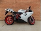 Check out this 2012 Ducati 848 Evo listing in Dallas, TX 75207 on Cycletrader.com. This Motorcycle listing was last updated on 20-Nov-2012. It is a Sportbike Motorcycle and is for sale at $13250.