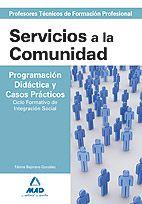 """En este libro se recogen la Programación Didáctica del módulo profesional de """"Atención a Unidades de Convivencia"""", una unidad didáctica de dicha programación y seis supuestos prácticos relacionados con el Ciclo Formativo de Integración Social."""