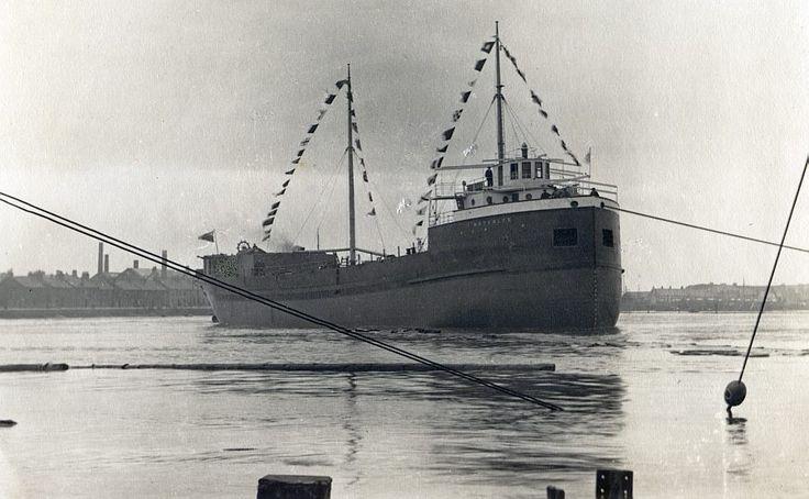 SS Metcalfe (1923) - Ayrshire Dockyard Irvine- Ayrshire Dockyard Irvine