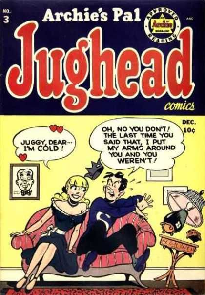Archie Comics, Jughead Jones, Betty Cooper