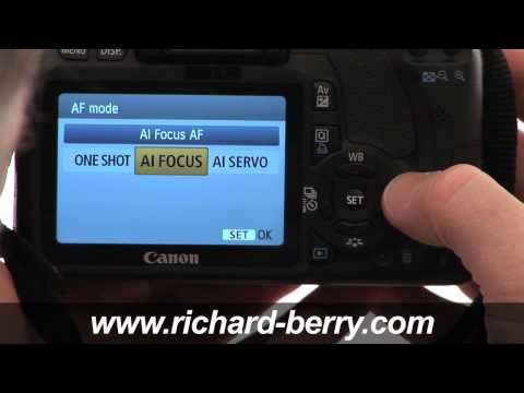 How to use a Canon Rebel camera