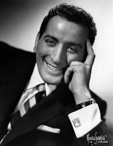 Tony Bennett (born August 3, 1926), is an American singer of traditional pop standards, show tunes, and jazz.