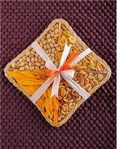 Fruit: Snack Attack Nut Hamper!