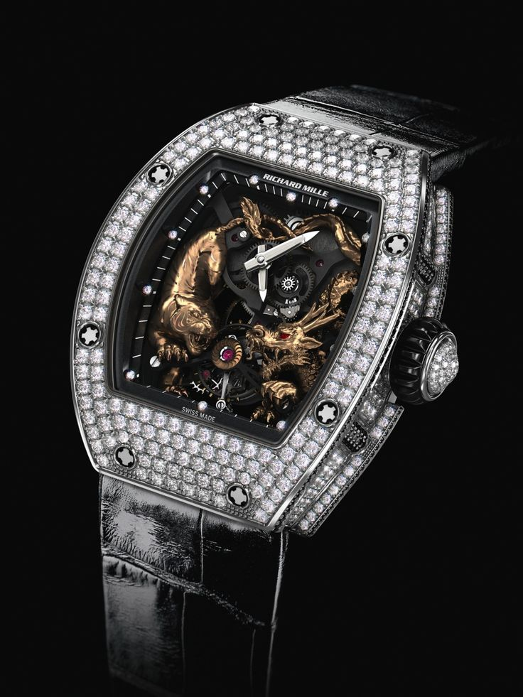 SIHH 2014: Richard Mille - Unveils Four New Ladies Watches