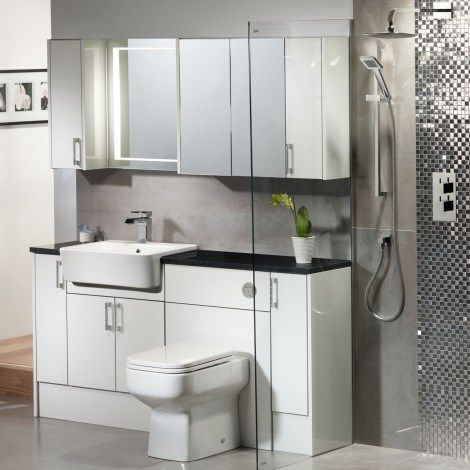 Photography Gallery Sites Vetro white gloss fitted bathroom furniture mercial bathroom fixtures http