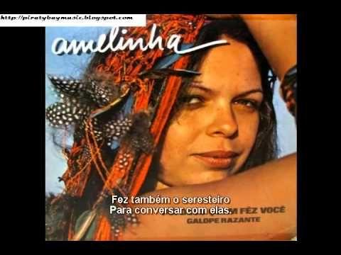 AMELINHA - Foi Deus que fez voce grupo Como ser Feliz na Terceira Idade https://www.facebook.com/groups/C.S.F.N.T.I/
