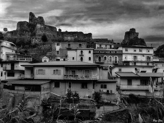 Lamezia Terme. Nicastro. Castello. Calabria. Italy ...