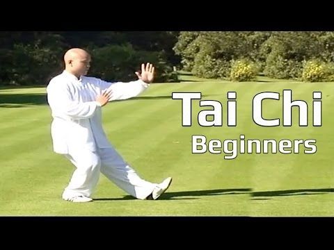 Tai chi chuan for beginners - Taiji Yang Style form Lesson 3 - YouTube