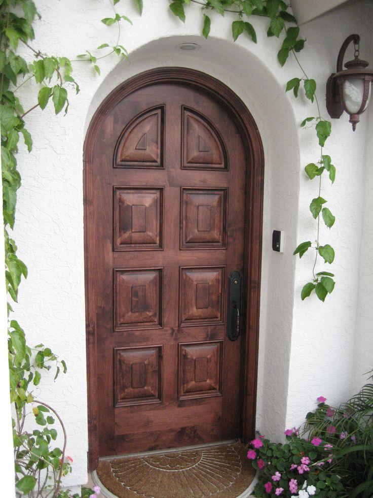 Best 25+ Solid wood front doors ideas on Pinterest