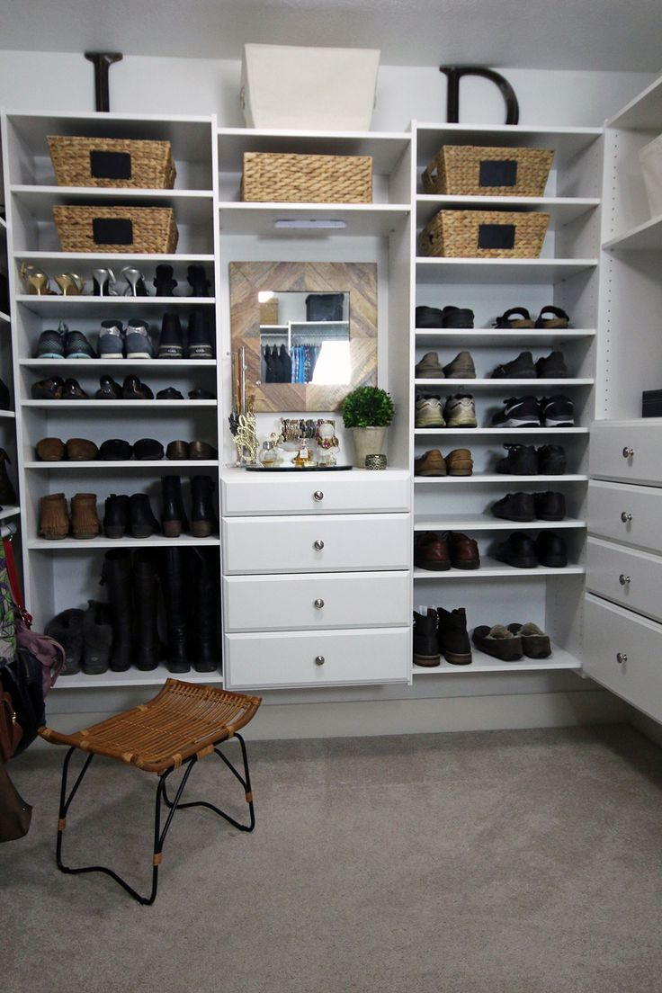 17 Best Images About Master Bedroom Closet On Pinterest Closet Organization Dressing And Home