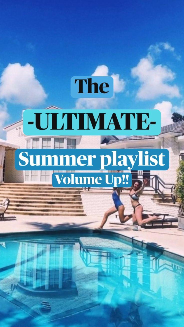 Road Trip Playlist, Summer Playlist, Summer Songs, Summer Fun List, Spotify Playlist, Summer Bucket, Music Mood, Mood Songs, New Music
