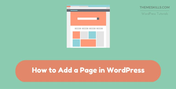 Read this comprehensive and simple tutorial, and find out how to add a page on your WordPress website!