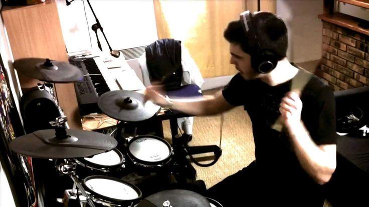 New Divide - Linkin Park - Drum Remix by Adrien Drums
