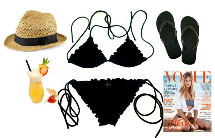 We are so ready for summer ☀ find out ETERNO BLACK BIKINI at www.eternoverano.com.co #swimwear #pineapples #summer2015 #summerkit #tropical