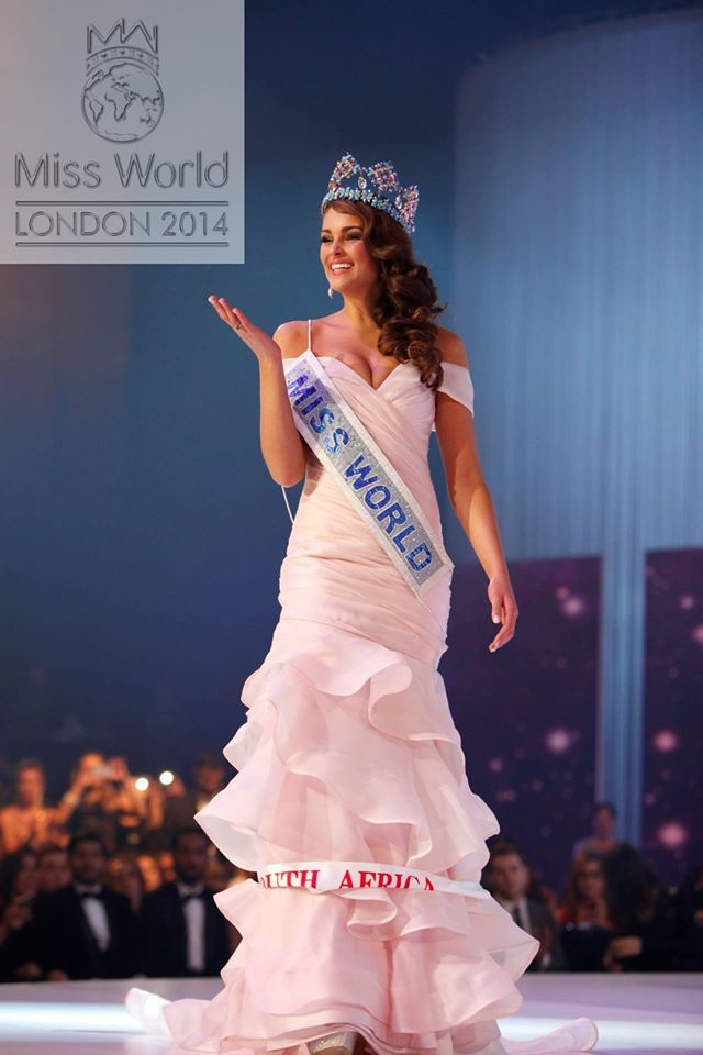 Miss World 2014 Evening Gown: HIT or MISS? http://thepageantplanet.com/miss-world-2014-evening-gown/