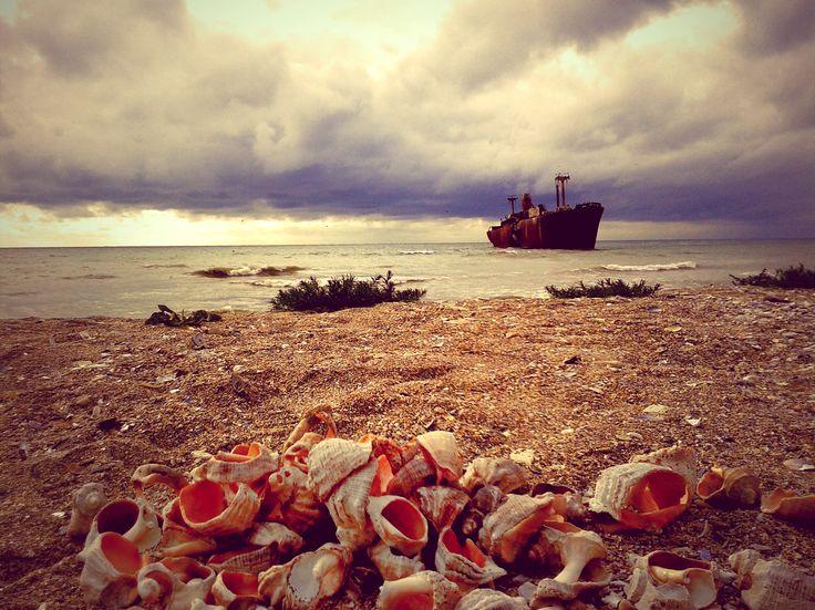 The Black Sea, Romania