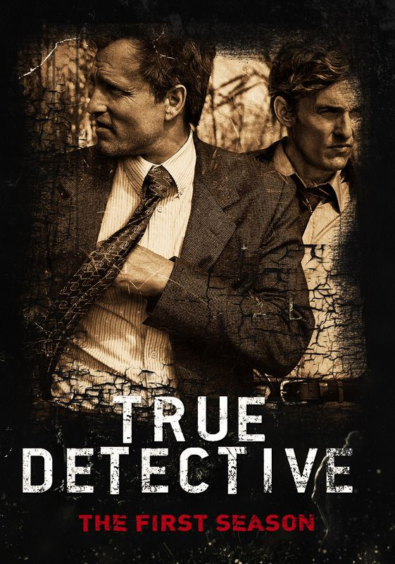 Справжній детектив (Сезон 1) / Настоящий детектив / True Detective (Season 1) (2014) BDRip [uk,en]