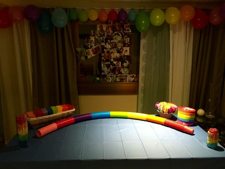 #party #firstbirthdayparty #firstbirthday #oneyear #baby #babypartyideas #partyideas #rainbow #photographs #picture #pictures #photos #fotografie #unanno #compleanno #ideecompleanno #primocompleanno #arcobaleno #throwparty