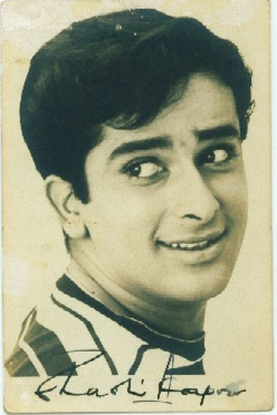 Shashi Kapoor - the chocolate boy hero who also dabbled in art cinema