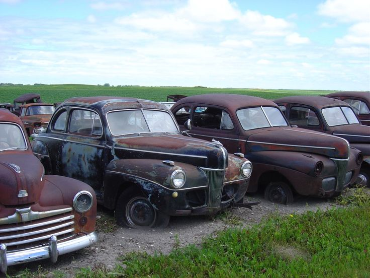 Classic Cars Rotting Still Out There Classicroad Com