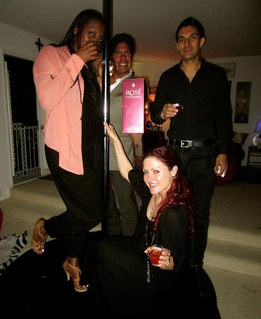 http://www.realtvfilms.com/blog/?p=10325#  Gordon Vasquez, Stacey Barker, Jade Umbrella, Rose Courvoisier, Courvoisier Cognac , BET Awards Pre Party by KGPR by Real TV Films, via Flickr